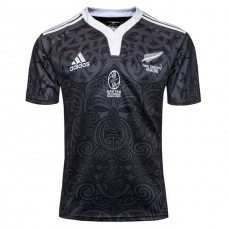 Maori All Blacks 2017 Men's Special Edition Maori Jersey