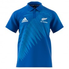 All Blacks RWC 2019 Y3 Anthem Polo