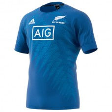 All Blacks RWC Y3 Training Jersey 2019