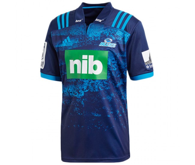 Blues 2018 Super Rugby Away Jersey