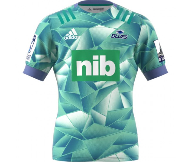 Blues Super Rugby Training Jersey 2020