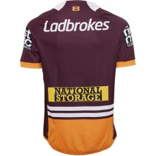 Brisbane Broncos 2017 Men's Home Jersey