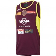 Brisbane Broncos 2018 Men's Training Singlet
