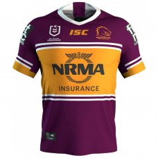 Brisbane Broncos 2019 Men's Home Jersey