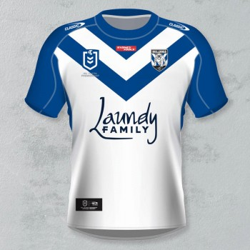 Canterbury-Bankstown Bulldogs Men's Home Jersey 2021
