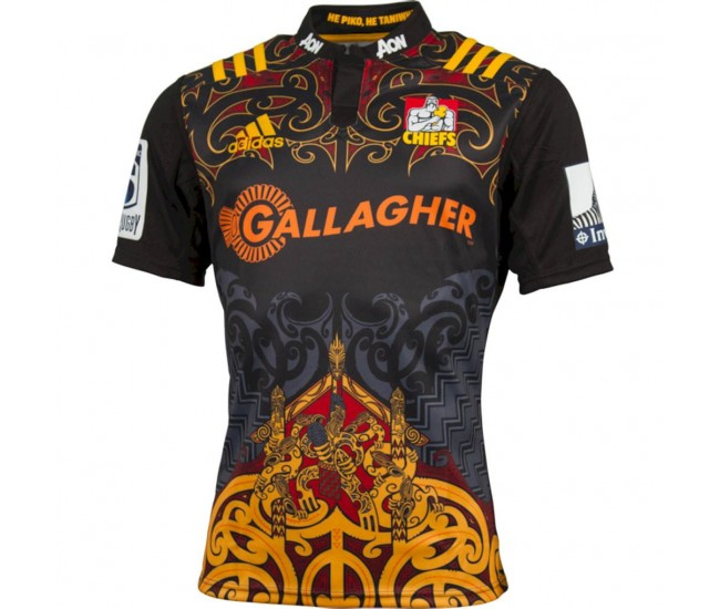 2016/17 Men's Gallagher Chiefs Home Jersey