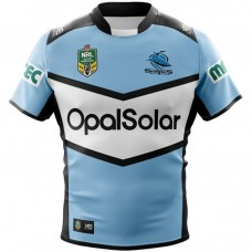 CRONULLA SUTHERLAND SHARKS 2018 MEN'S HOME JERSEY