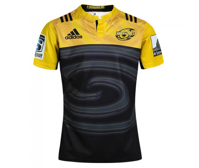 HURRICANES 2017 MEN'S PERFORMANCE JERSEY
