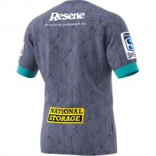 Hurricanes Primeblue Super Rugby Away Jersey 2020