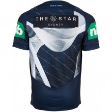 NSW Blues 2018 Men's Navy Training Jersey