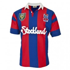 Newcastle Knights Retro Jersey 1997