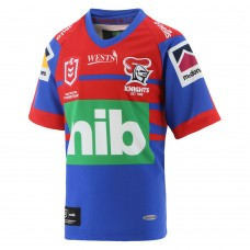 Newcastle Knights Rugby Men's Home Jersey 2021