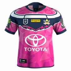 North Queensland Cowboys 2019 Men's Women in League Jersey