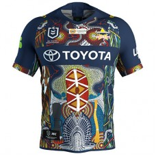 North Queensland Cowboys 2019 Men's Indigenous Jersey