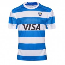 2018 MEN'S ARGENTINA HOME RUGBY JERSEY