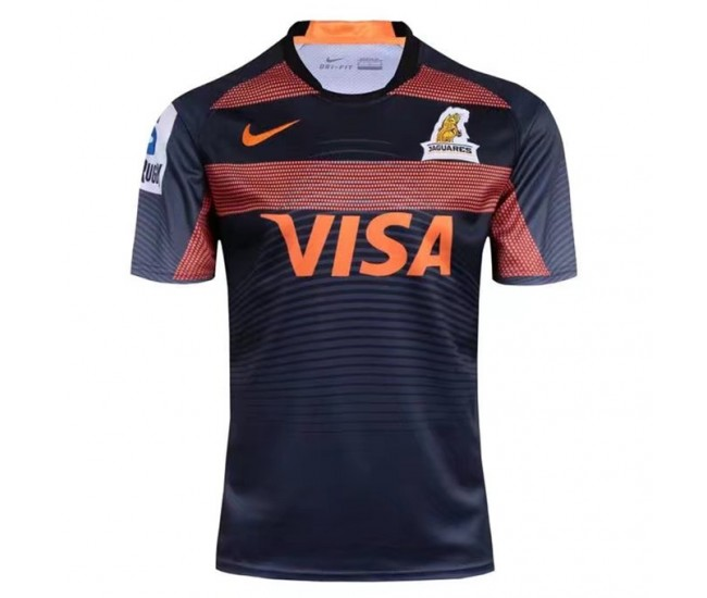 2017 Men's ARGENTINA HOME RUGBY JERSEY