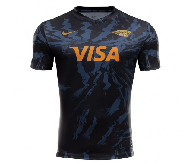 2020 Men's Jaguares Home Rugby Jersey