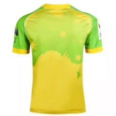 AUSTRALIAN SEVENS RUGBY 2016 MEN'S HOME REPLICA JERSEY