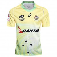 AUSTRALIAN SEVENS 2017 MEN'S REPLICA HOME JERSEY
