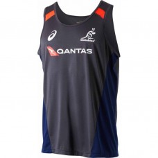 Wallabies 2018/19 Men's Training Singlet