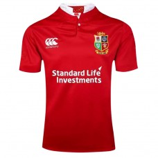 British & Irish Lions 2017 Classic Jersey - Red