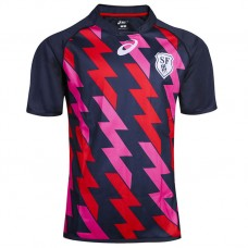 2017 MEN'S FRANCE SF RUGBY JERSEY