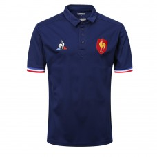 France 2018/19 Presentation Rugby Polo Shirt