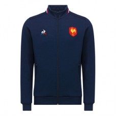 France 2018/19 Presentation Full Zip Rugby Sweatshirt