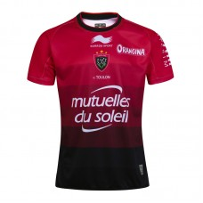 16/17 Men's France RCT TOULON Home Rugby Jersey