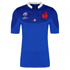 France Rugby RWC 2019 Home Jersey