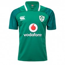 IRELAND 2018 MENS IRFU VAPODRI+ HOME TEST JERSEY