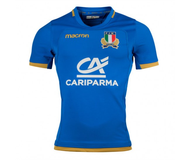 Italy 2017/18 Home Rugby Jerseys