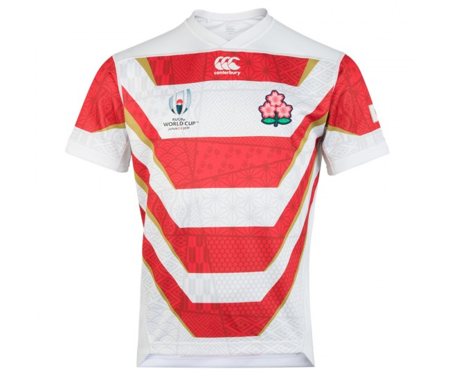 Japan Rugby RWC 2019 Home Pro Jersey