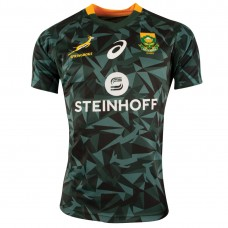 2018 Mens South Africa Fan 7's Home Jersey