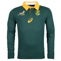 South Africa Springboks 2017/18 Men's Home Jersey