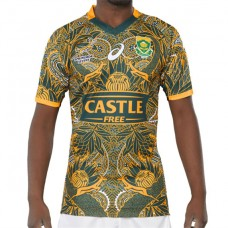 South Africa Blitzboks reveal Mandela 100 jersey