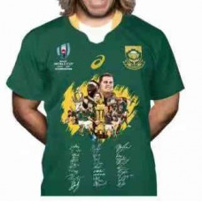 South Africa Springboks Signature Edition Rugby World Cup 2019 Jersey