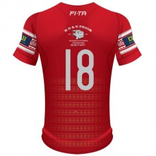 Tonga 2018 Pacific Test Adults Jersey