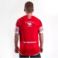 Tonga 2018/19 Home S/S Replica Rugby League Jersey