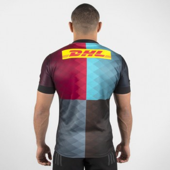 Harlequins Rugby Home Jersey 2020 2021