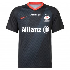 Saracens 2019 2020 Home Rugby Jersey