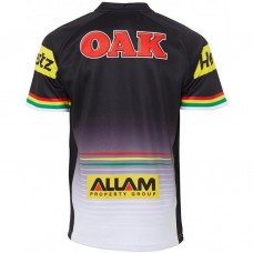 Penrith Panthers 2017 Men's Replica Home Jersey