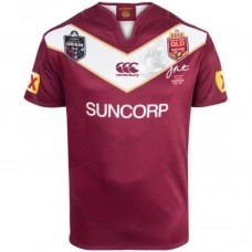 QLD Maroons Men's Johnathan Thurston Farewell Jersey