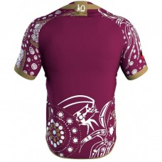 QLD Maroons 2018 Men's Indigenous Training Jersey