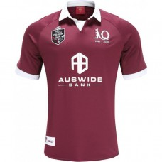 QLD Maroons 2020 Men's Home Jersey