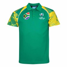 South Africa Rugby Supporter Polo 2019