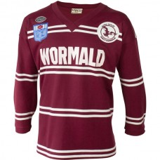 Manly Warringah Sea Eagles Retro Jersey 1987
