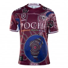 Manly Warringah Sea Eagles Men's Indigenous Jersey 2020