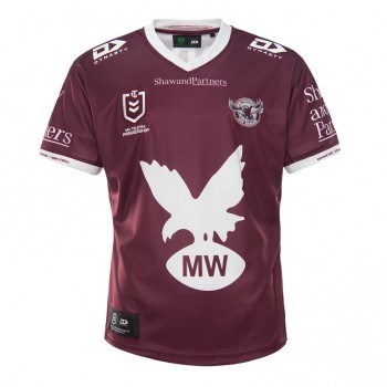 Manly Warringah Sea Eagles Men's Heritage Jersey 2021
