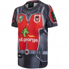 St George Illawarra Dragons 2017 Men's Marvel Jersey